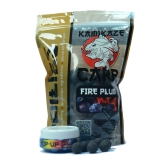 Boilies Fire Plum + pop-up