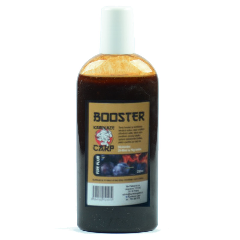Booster KC Fire Plum