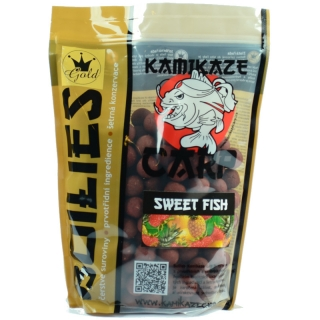 Boilies KC Sweet Fish