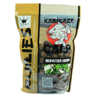 Boilies KC Monster Hemp