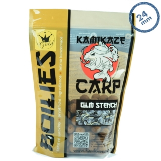 Boilies KC GLM Stench 24mm